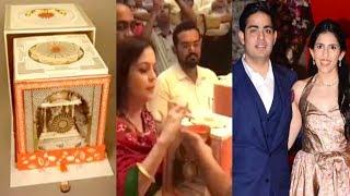 Mukesh Ambani Son Wedding Card Price 免费在线视频最佳电影电视节目