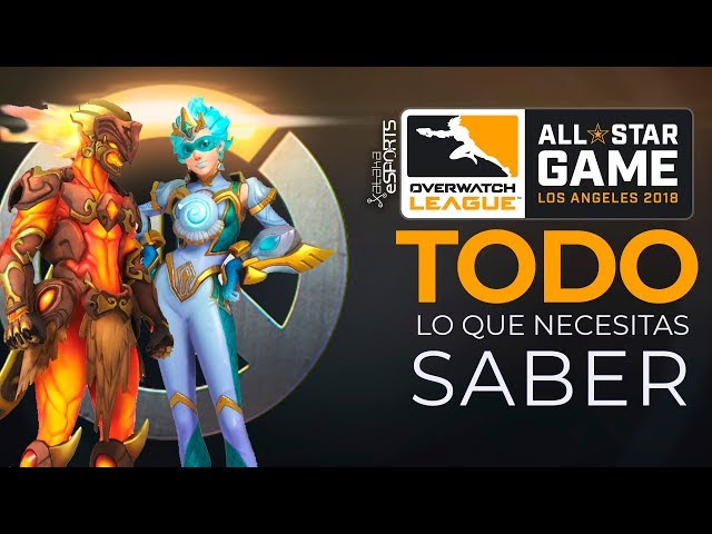 Overwatch All-Star: TODA la información previa al evento