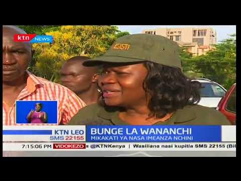 Bunge la Wananchi:Baadhi ya mabunge yamepitisha miswada