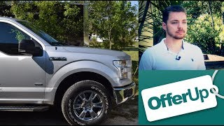 """""""OfferUp"""" Scam: Truck Bought with Fake Title and VIN"""