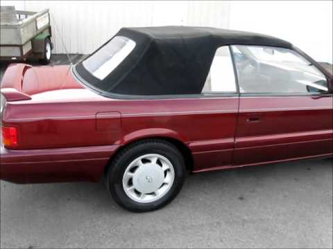 Convertable Sports Coupe