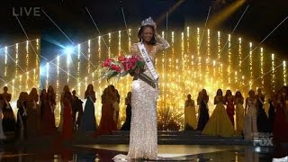 Military Officer Makes History Winning Miss USA After Passionate Speech