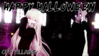 [Creepypasta MMD] Happy Halloween [CFP Villains | Damien + Gabrielle]