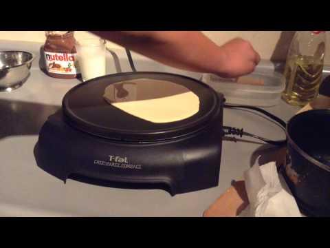 Como hacer crepas :)