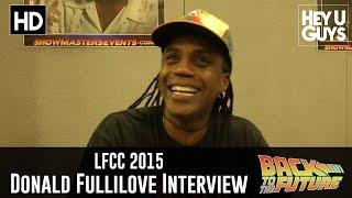 London Film & Comic Con Interview