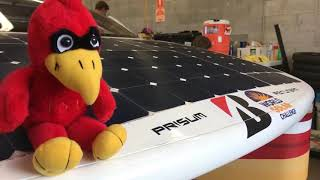 Bridgestone World Solar Challenge Video Profiles: Nathan Coonrod