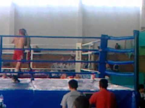 Кикбоксинг. Чингиз Искаков и Омаров Ернат