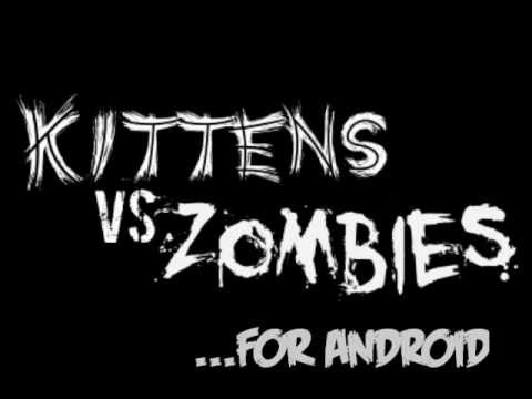 Video of Kitten Vs. Zombie