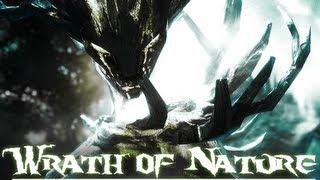 Skyrim: Wrath Of Nature Mod (alteration shape-shifting)