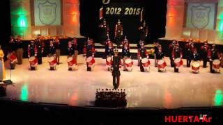 BDG Halcones 24 Campeones Nacionales GRADUACION 2015