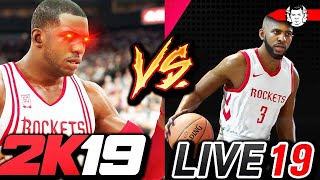 NBA 2K19's Graphics vs. NBA Live 19 | THE MAIN ISSUE