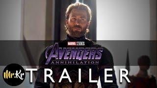Avengers 4: Annihilation Fan-Made Tribute Trailer