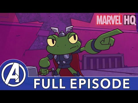 It's Raining Pigs and Frogs   Marvel Battleworld   Episode 3