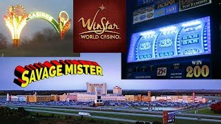 Visiting the world's biggest casino