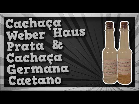TMOH – Alco Review 6#: Cachaça Weber Haus Prata & Cachaça Germana Caetano's