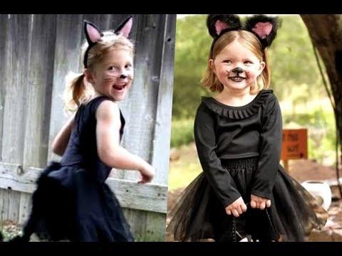 Hermosos Disfraces de Gato