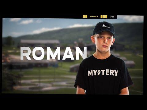 Meet Roman Hager - EP2 - Camp Woodward Season 9