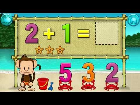 Video of Monkey Math School Sunshine