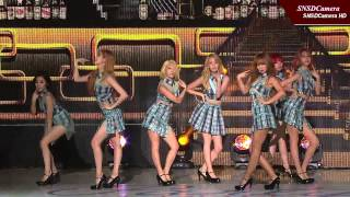 Girls' Generation SNSD 少女時代 CHECK Live 150709