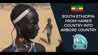preview picture of video 'South Ethiopia:  From Hamer Country Into Arbore Country'