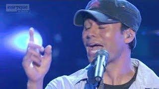 Enrique Iglesias - Nunca Te Olvidare (LIVE, English lyrics)