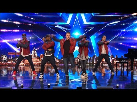 Britain's Got Talent 2019 KNE Wows the Judges Full Audition S13E08 (видео)