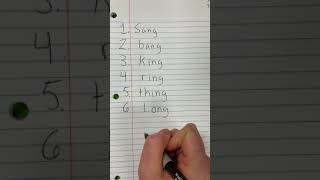 How to take a Spelling Test like a 4th Grader