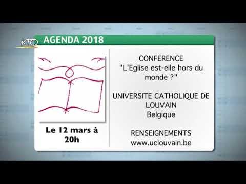 Agenda du 23 février 2018