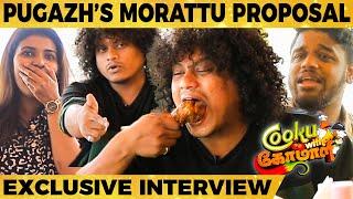 """Jollu Ozhugudha!!"" - Cooku With Comali Pugazh Marana Mokka and Kalaais😂😂"