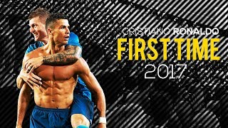 Cristiano Ronaldo - First Time ft. Ellie Goulding | 2017 | Skills & Goals | HD
