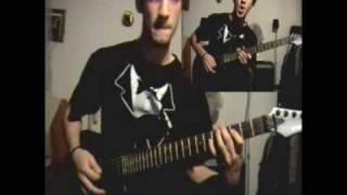 Original metal song The Wastelands