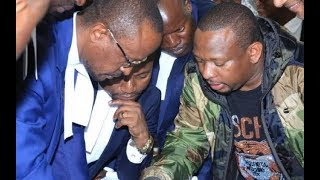 BREAKING NEWS: Governor Sonko out on a Kshs. 30 Million bond