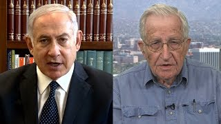 "Noam Chomsky Condemns Israel's Shift To Far Right & New ""Jewish Nation State"" Law"