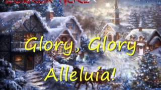 Glory Glory Alleluia Céline Dion 13 ans ,1981, paroles, lyrics