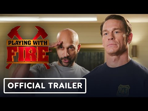 Playing with Fire Movie Trailer