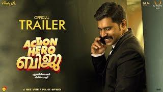 Action Hero Biju Official Trailer