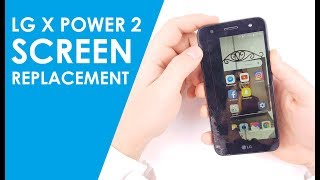 lg x power screen replacemenetm - Free video search site - Findclip