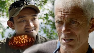 A New Suspect In The Monster Hunt - River Monsters