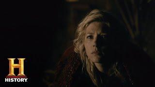 Sneak Peek - Lagertha questionne le Voyant à propos de son destin (Vo)