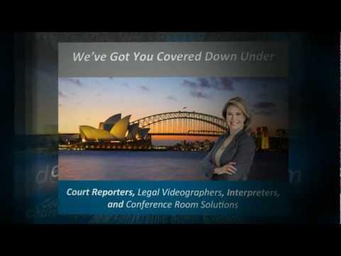 Court Reporter Australia