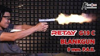 รีวิว  แบลงค์กัน Retay G19 Gen4 9mm PAK