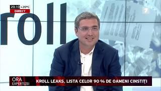 Renato Usatîi la Ora Expertizei, Jurnal TV