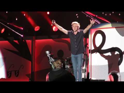 Act My Age (Niall Centric) - One Direction - 7/9/15 - San Diego Mp3