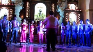 A Wish On Christmas Night - One Voice Choir SPB Philippines