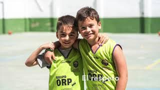 La Escuela Deportiva lanza su spot «Somos Campeones»