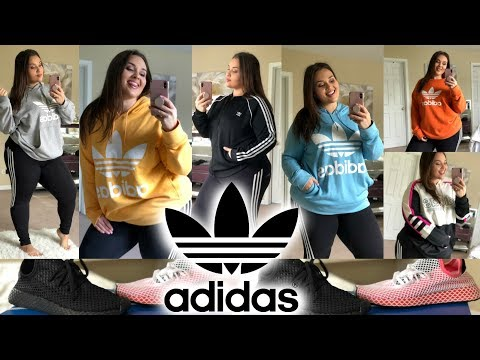 Adidas Try-On Haul! |Fall Fashion 2018|