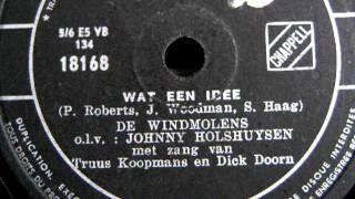 Wat een idee - Truus Koopmans en Dick Doorn - 1955