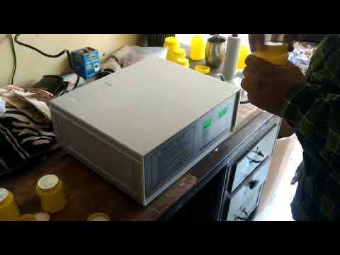 100 mm Electro Magnetic Induction Capper