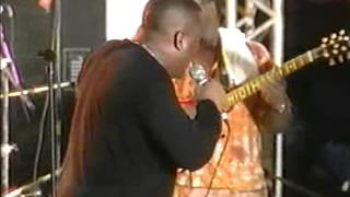 Tabou Combo In Panama 2002 Invited By Producer Eduardo Amaya (Concert  2)