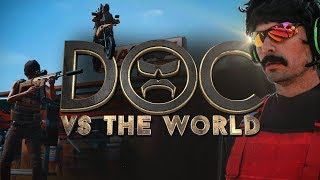 Doc VS the World | Welcome to the Official Dr DisRespect YouTube Channel